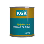 KGK – Sjajni lazurni premaz 0,75L