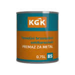 KGK – Temeljni brzosušivi antikorozivni premaz 0,75L