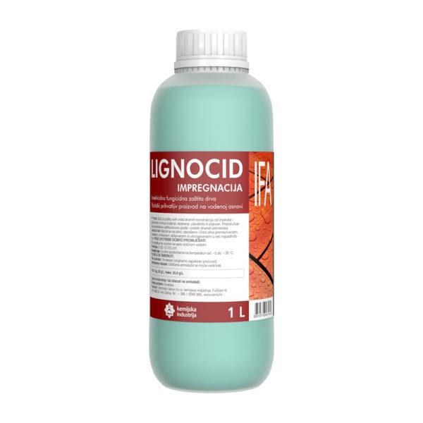 Lignocid IFA 1L zeleni