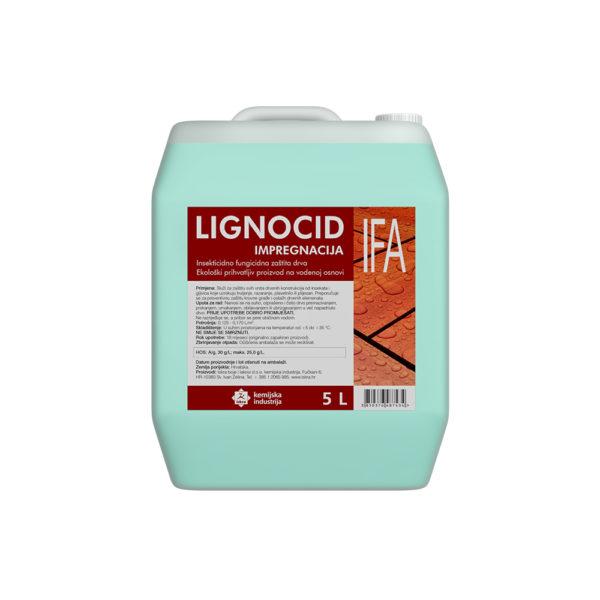 Lignocid Zeleni 5L