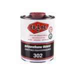 erlac polyurethane thinner 302